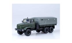 КРАЗ 260 (1989), темно-зеленый НАП