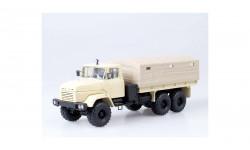 КРАЗ 260 (1989), песочный НАП, масштабная модель, 1:43, 1/43, Наш Автопром