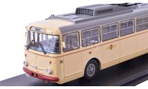 троллейбус SKODA 9TR Potsdam 1961 Beige   Premium Classixxs, масштабная модель, scale43, Škoda