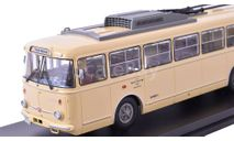 троллейбус SKODA 9TR Eberswalde 1961 Beige   Premium Classixxs, масштабная модель, 1:43, 1/43, Škoda