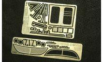 Комплект для доработки модели ЛАЗ 695Б Ultra   фототравление, фототравление, декали, краски, материалы, Петроградъ и S&B, scale43