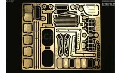 Набор для АЦ-40(ЗИЛ 131) 137 фототравление