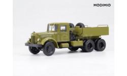 Легендарные грузовики СССР №40, ЯАЗ-210Г   MODIMIO