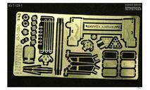 Набор для модели ЗИЛ-130 Автоистория (АИСТ)   фототравление, фототравление, декали, краски, материалы, scale43, Петроградъ и S&B