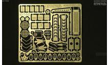 Базовый набор для АЦ-40(43202) ПМ-102Б фототравление, фототравление, декали, краски, материалы, 1:43, 1/43, Петроградъ и S&B, УРАЛ