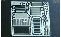 Базовый набор для моделей семейства Горький 3307/08/09    фототравление, фототравление, декали, краски, материалы, scale43, Петроградъ и S&B, ГАЗ