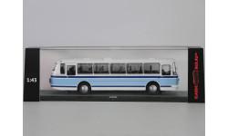 ЛАЗ  699Р бело-голубой  ClassicBus
