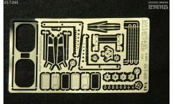 Базовый набор для модели АЦ-40(130)-63   фототравление