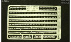 Имитация цепей 0.7x1.1 мм и 0.8x1.25 мм   фототравление, фототравление, декали, краски, материалы, scale43, Петроградъ и S&B