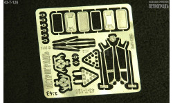 Набор для модели ЗИЛ-130В1 Автоистория   фототравление, фототравление, декали, краски, материалы, 1:43, 1/43, Петроградъ и S&B