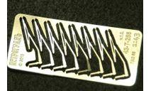 Набор '8 дворников' для модели Горький-66   фототравление, фототравление, декали, краски, материалы, scale43, Петроградъ и S&B, ГАЗ