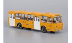 ЛиАЗ  677  с номерами и маршрутом    ClassicBus