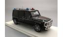 MERCEDES-BENZ G63 XXL AMG W463 (2016), black   DiP, масштабная модель, 1:43, 1/43, DiP Models