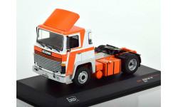 SCANIA LBT 141 1976 White/Orange  IXO, масштабная модель, 1:43, 1/43