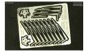 'Дворники' КамАЗ щетки 420 мм, 12 шт.    фототравление, фототравление, декали, краски, материалы, 1:43, 1/43, Петроградъ и S&B