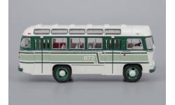 ПАЗ  672 Бело-зелёный  ClassicBus, масштабная модель, 1:43, 1/43