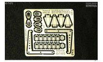 'Пожарный набор' №3  фототравление, фототравление, декали, краски, материалы, 1:43, 1/43, Петроградъ и S&B