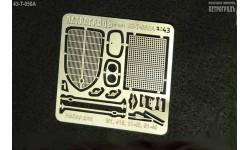 Набор для моделей Горький M1, M415, 11-40, 61-40   фототравление