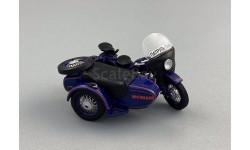 Мотоцикл К-750 1960 г. 'ГАИ'    DiP