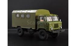 Легендарные грузовики СССР №3, К-66  MODIMIO