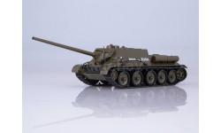 Наши Танки №4, СУ-100  MODIMIO, журнальная серия масштабных моделей, MODIMIO Collections, scale43