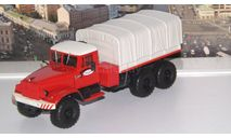 КрАЗ-255В балластный тягач  НАП, масштабная модель, 1:43, 1/43, Наш Автопром