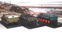 ГТ-С с тентом  +  ГТ-С  + ГТ-СМ  SSM, масштабная модель, 1:43, 1/43, Start Scale Models (SSM)