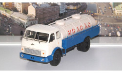 МАЗ-5334 АЦПТ-5,6 Молоко, белый / синий    НАП