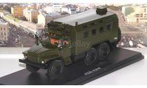 УРАЛ-4320 кунг  SSM, масштабная модель, 1:43, 1/43, Start Scale Models (SSM)