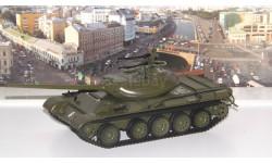 Советский средний танк Т-54-1    Наши танки № 2