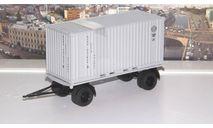 прицеп контейнеровоз  ГКБ-8350    SSM, масштабная модель, 1:43, 1/43, Start Scale Models (SSM)