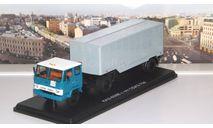 КАЗ-608В с полуприцепом ОДАЗ-794   SSM, масштабная модель, Start Scale Models (SSM), scale43