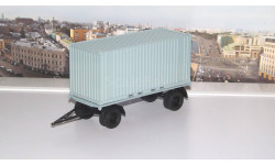 Прицеп ГКБ-8350 с контейнером  АИСТ
