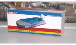 Лодка Казанка-М с ПЛМ Вихрь-23Р (с подставкой)  ModelPro