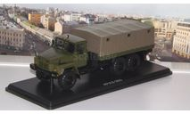 КРАЗ-260 бортовой (с тентом)   SSM, масштабная модель, Start Scale Models (SSM), scale43