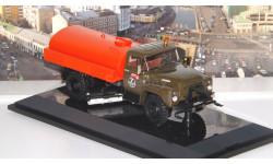 ЗИЛ ПМ-130Б Автомобиль Поливомоечный - 1978 г. Москва  DiP, масштабная модель, DiP Models, scale43