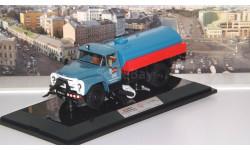 ЗИЛ ПМ-130 Автомобиль Поливомоечный - 1976 г. Ленинград   DiP, масштабная модель, 1:43, 1/43, DiP Models