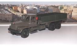 КРАЗ 257Б (1969-1977г.) хаки НАП, масштабная модель, 1:43, 1/43, Наш Автопром
