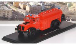 Tatra-111R CAS-12 пожарная цистерна  SSM, масштабная модель, Start Scale Models (SSM), scale43