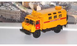 Кунг К-66 аварийная служба  АИСТ, масштабная модель, 1:43, 1/43, Автоистория (АИСТ), ГАЗ