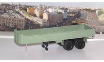 МАЗ-5205 полуприцеп (фисташковый) НАП, масштабная модель, Наш Автопром, scale43