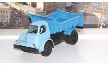 МАЗ-510Б (1962) самосвал, голубой  НАП, масштабная модель, 1:43, 1/43, Наш Автопром