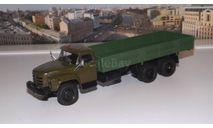 ЗИЛ 133гя бортовой (хаки / зелёный) АИСТ, масштабная модель, 1:43, 1/43, Автоистория (АИСТ)