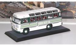 ПАЗ  672 Бело-зелёный  ClassicBus