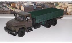 КРАЗ 250 (1977-1989), хаки / зеленый НАП, масштабная модель, 1:43, 1/43, Наш Автопром
