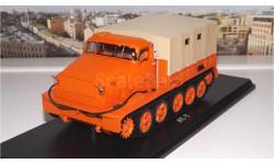АТ-Т бортовой с тентом (оранжевый)  SSM