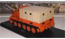 АТ-Т бортовой с тентом (оранжевый)  SSM, масштабная модель, scale43, Start Scale Models (SSM)
