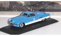 ЗИС 112 №6 длинная база (1951), голубой  DiP, масштабная модель, DiP Models, scale43
