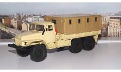 Урал 375 Д с тентом АИСТ