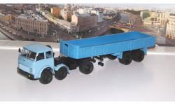 МАЗ-520 с полуприцепом МАЗ-5205   НАП, масштабная модель, Наш Автопром, scale43